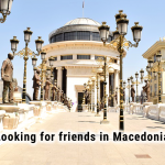 I'm looking for Instagrammers in Macedonia. I'd like to invite them for coffee.